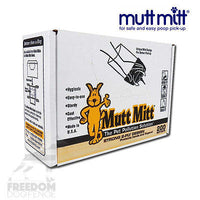 Mutt Mitt Waste Disposal Gloves 200 pack Dog Waste Bags