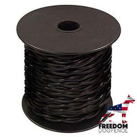 Dog Fence In-Ground Twisted Wire 100 Feet 14 GAUGE Solid Core Heavy Duty