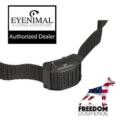 Eyenimal Small Dog Bark Control Collar Miniature Static Rechargeable NANOBARK