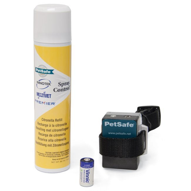 PetSafe Citronella Spray Bark Collar