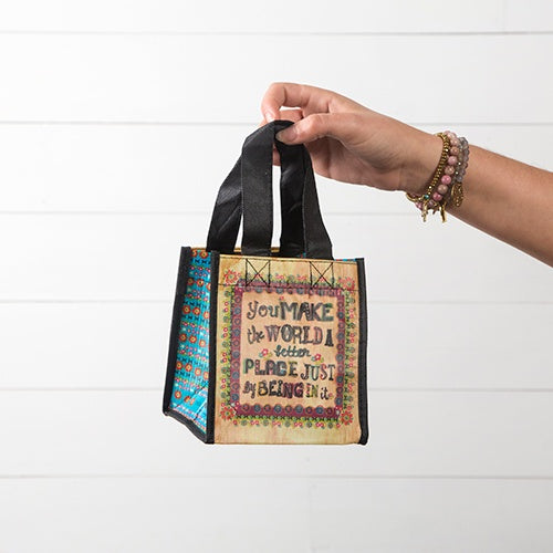Better Place Small Recycled Bag
