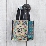 Happy Bag Small Recycled Gift Bag