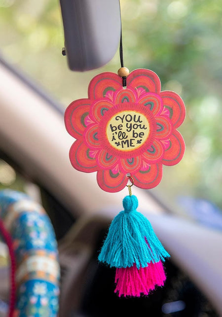 Cross Bless This Car Air Freshener