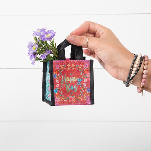 Happy Bag Recycled Bag