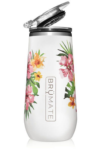 BruMate: Champagne Flute 12oz | Hibiscus (Limited Edition)