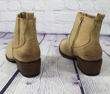 Southern Belle Booties - Nude