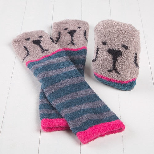 Dog Cozy Socks