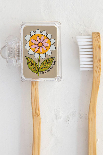 A Difference Toothbrush Cover - Natural Life