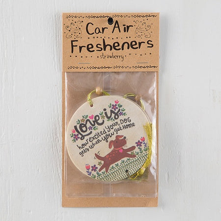 Love More Air Freshener