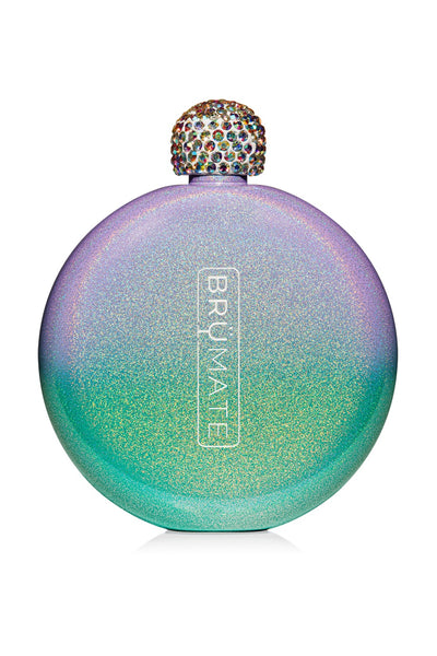 BruMate: Glitter Flask | Mermaid