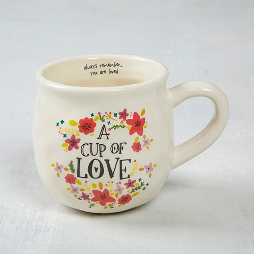 Cup of Love - Happy Mug