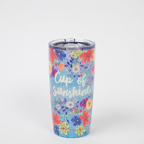 Cup of Sunshine Tumbler