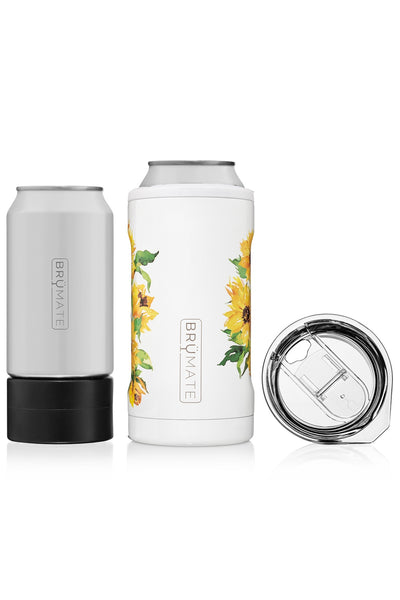BruMate: Hopsulator Trio 3-in-1 | Sun Flower (16oz/12oz Cans)
