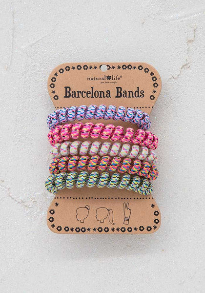 Paracord Multi Barcelona Bands - Natural Life