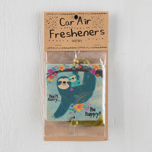 Don't hurry, Be Happy Air Freshener