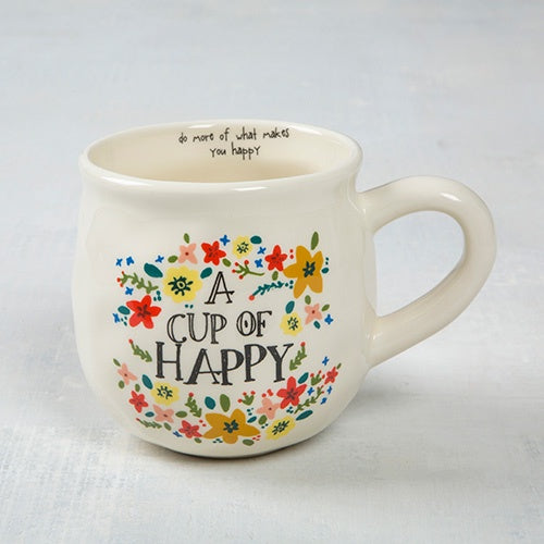 Cup of Happy - Happy Mug