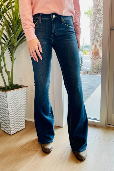 Articles of Society: Faith Flare Jeans - Sloan