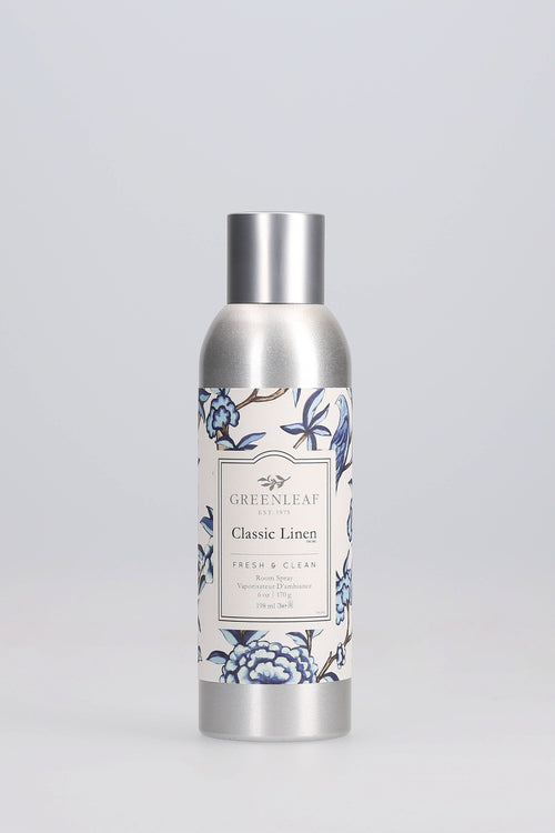 Classic Linen Room Spray - Greenleaf