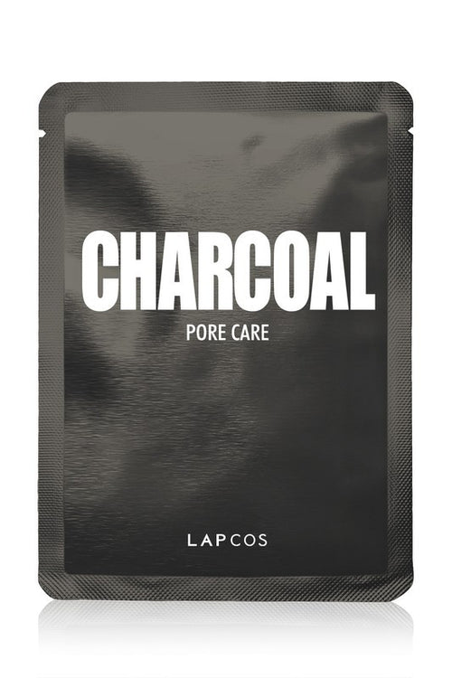 Charcoal Pore Care Face Mask
