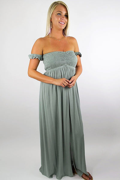 Free for Now Maxi Dress