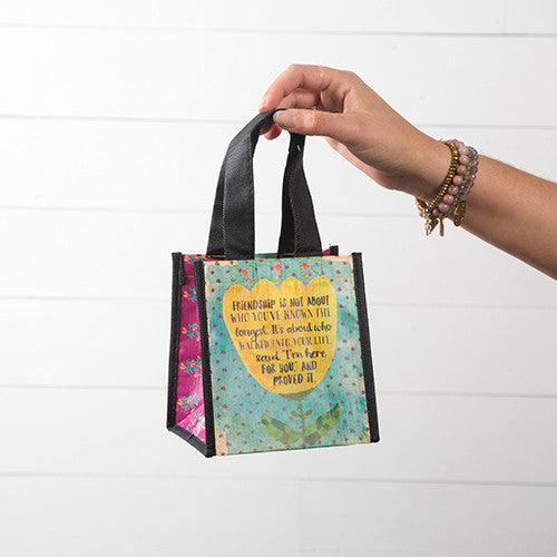 """Friendship Proved"" Small Gift Bag"