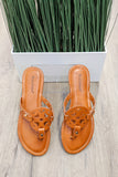 Genevieve Limited Sandals - New Tan