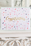 Greeting Cards | Congratulations Confetti