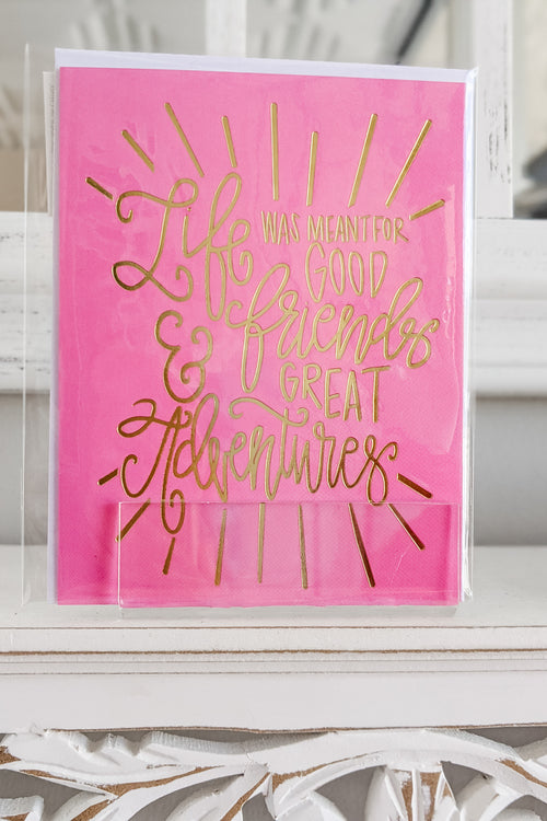 Greeting Cards | Good Friends & Great Adventures