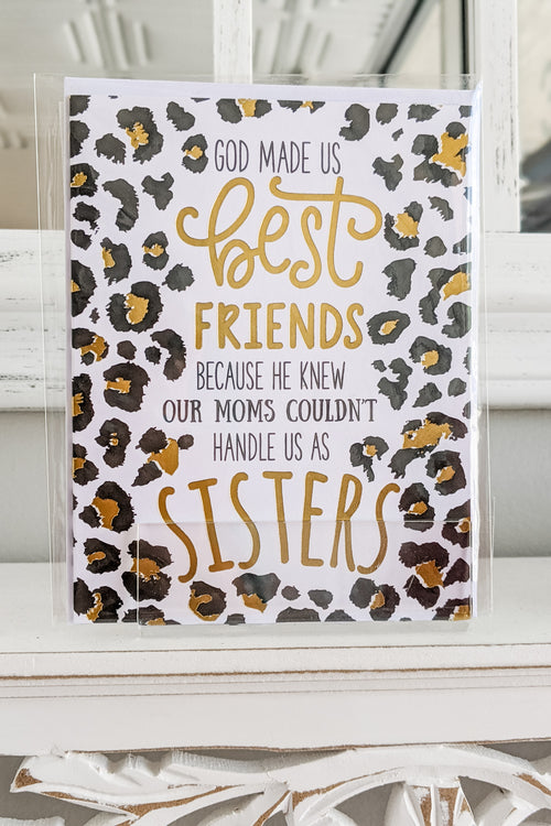 Greeting Cards | Handle Us As Sisters