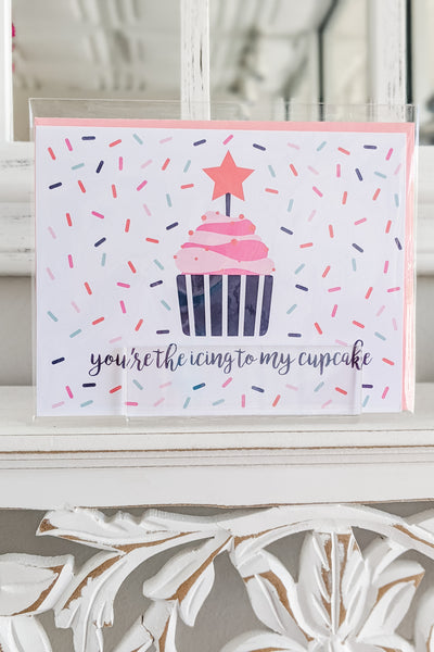 Greeting Cards | Icing to My Cupcake