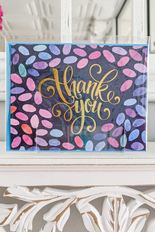 Greeting Cards | Thank You Confetti