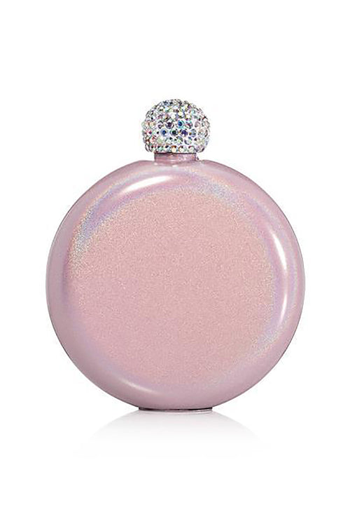 BruMate: Glitter Flask | Blush
