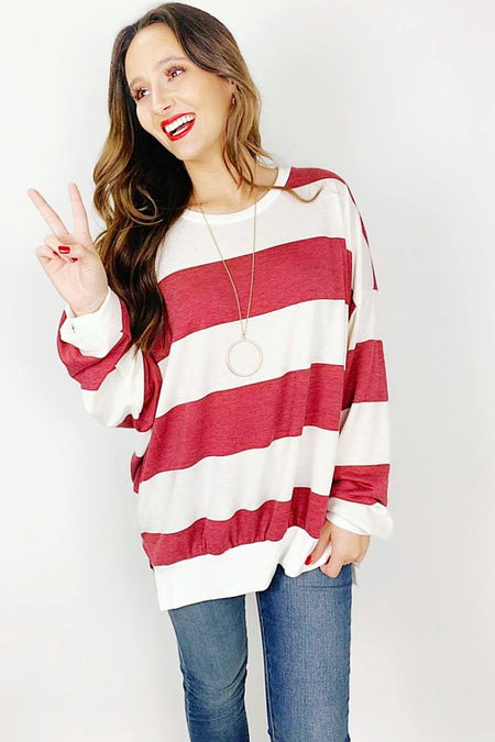 Sweeter Fringe Sweater Top