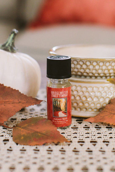 Home Fragrance Oil Autumn Stroll - Bridgewater Candle Co.