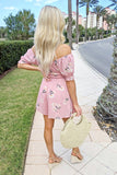 Love so Simple Romper - Blush