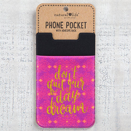 Day Dream Phone Pocket