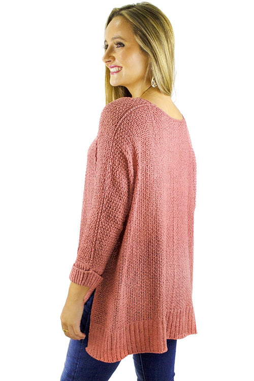 Sandy Nights Cardigan - Ginger