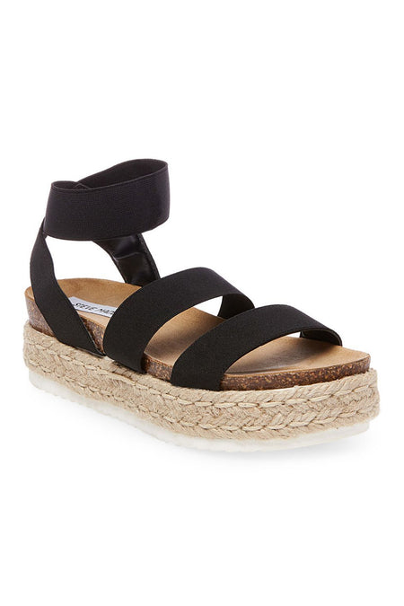 Forget Me Not Wedge - New Tan