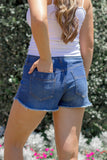 Summer Lovin' Denim Shorts - Medium Wash