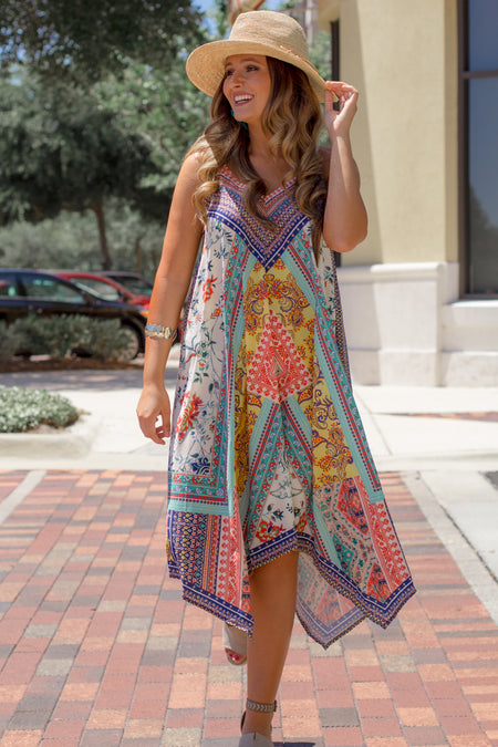Holding Out Hope Maxi Dress