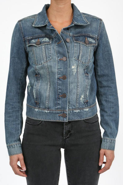 Articles of Society - Taylor Denim Jacket - Salt Lake City