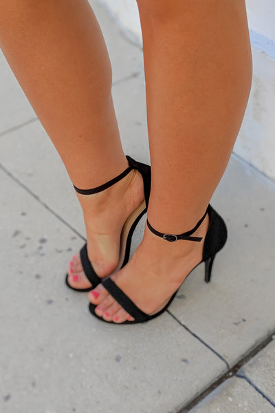 The Carmen Heel - Black