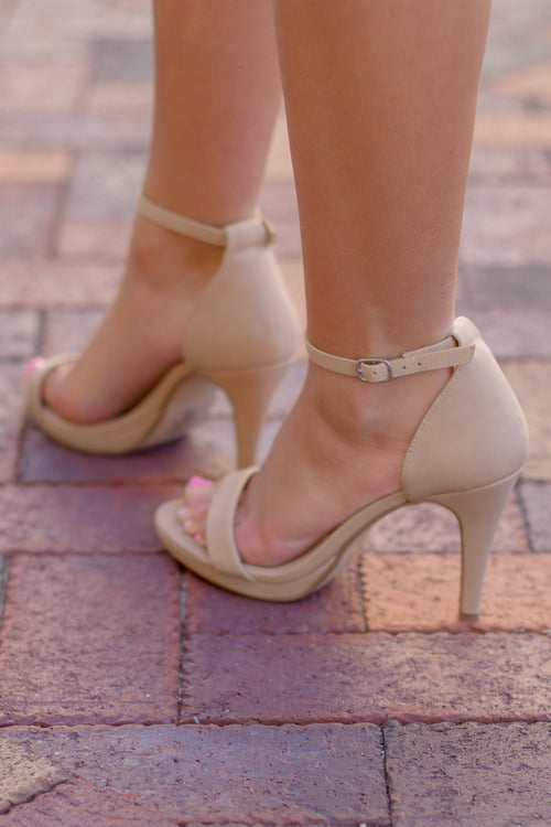 The Carmen Heel - Natural
