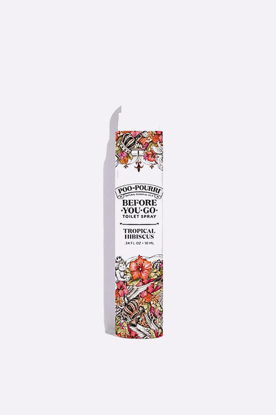 Poo-Pourri: Tropical Hibiscus 10ml