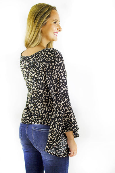 Wild Nights Top - Black