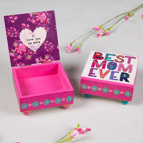 """Best Mom Ever"" Dream Box"