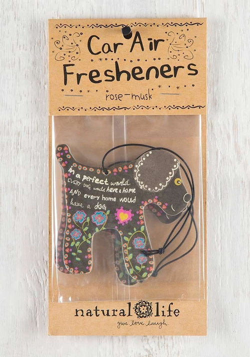 Dog Air Freshener - Natural Life