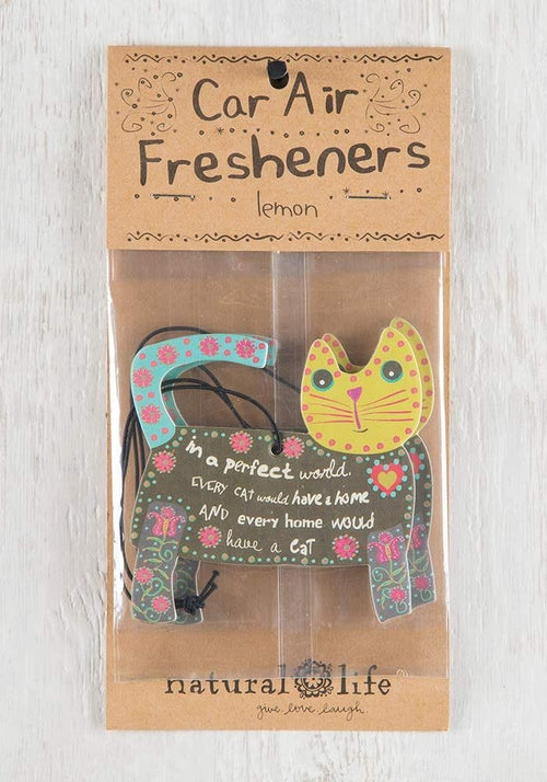 Cat Air Freshener - Natural Life