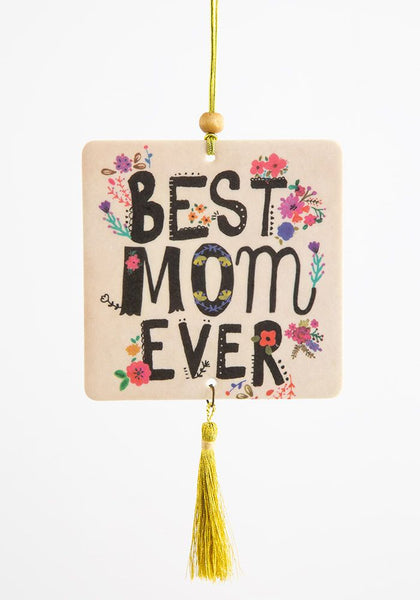 Natural Life Best Mom Ever Air Freshener