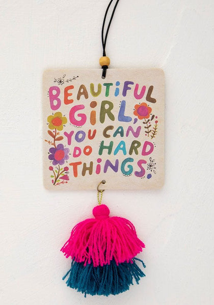 Beautiful Girl Air Freshener - Natural Life
